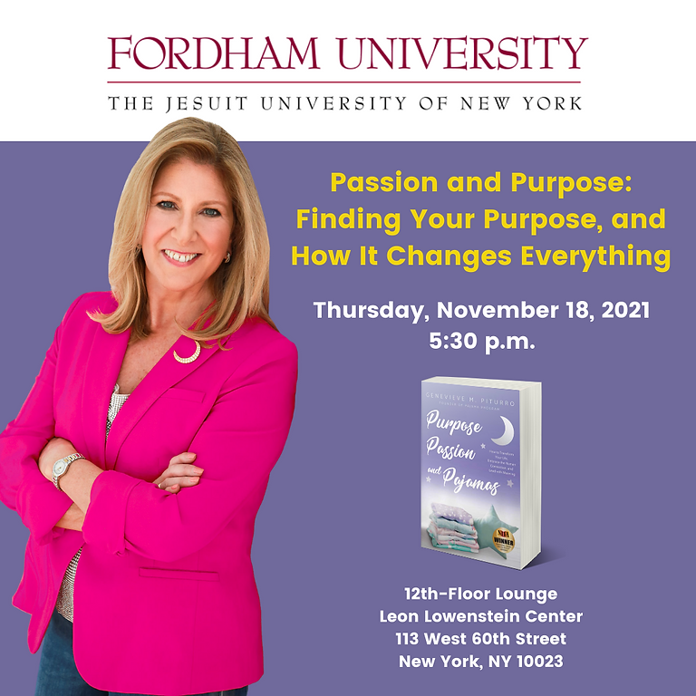 Passion and Purpose: Finding Your Purpose, and How It Changes Everything