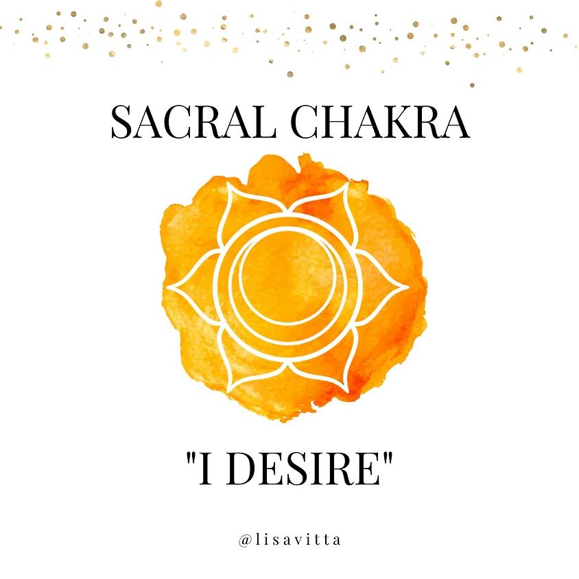Sacral Chakra: Upgrading the Chakra System Series