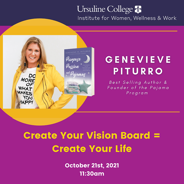 Create Your Vision Board = Create Your Life