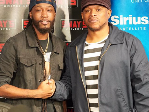DJ PAPADON LIVE Interview and DJ Set on Shade 45 XM Radio's SWAY IN THE MORNING