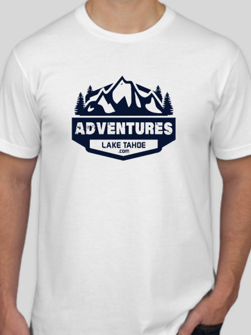 Men's Adventures Lake Tahoe T-Shirt