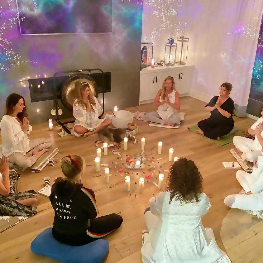Spiritual Healing Circle for Love, Healing & Transformation
