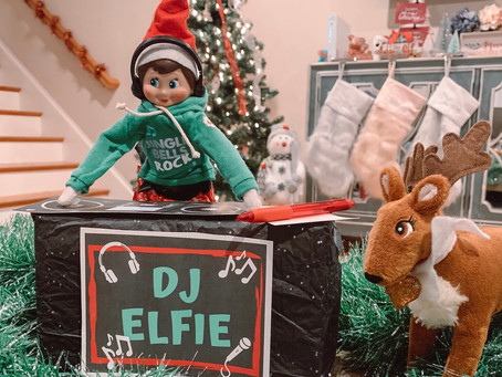 December 2nd: DJ Elfie LIVE from the Living Room