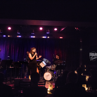 Staci Griesbach Live at Birdland