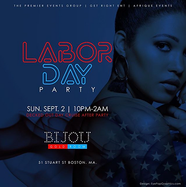 Gold Room Labor Day