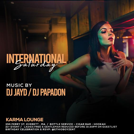 International Saturday