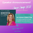 Genevieve Piutto Recent Speaking Engagements