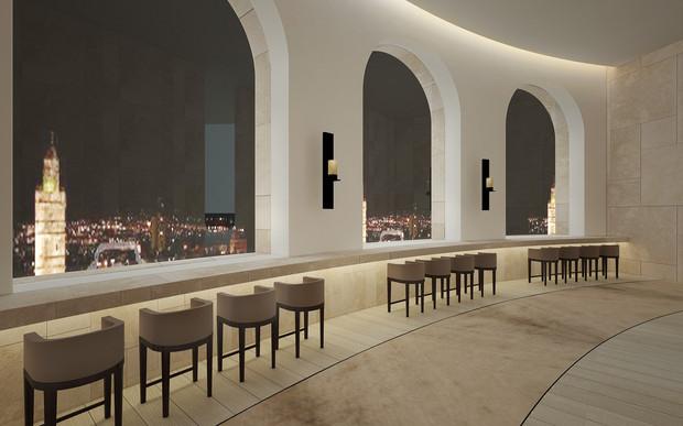 Nitzan Design   Modern, Minimal Interior Design   New York City, NY   Absalom Hotel - Jerusalem, Israel