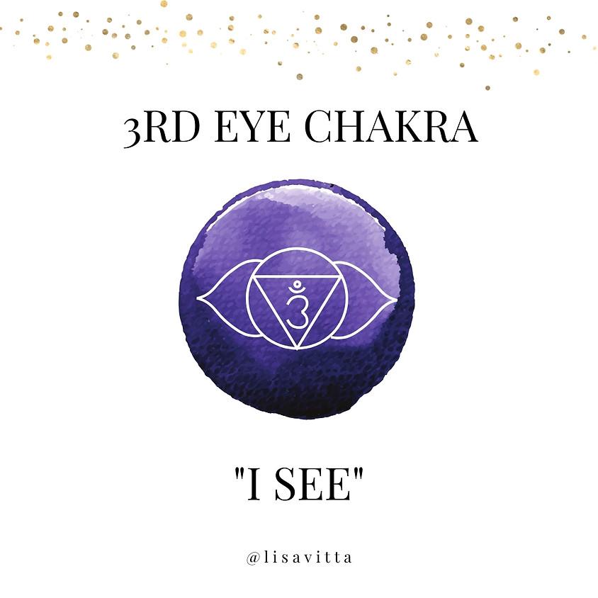 Third Eye Chakra: Upgrading the Chakra System Series