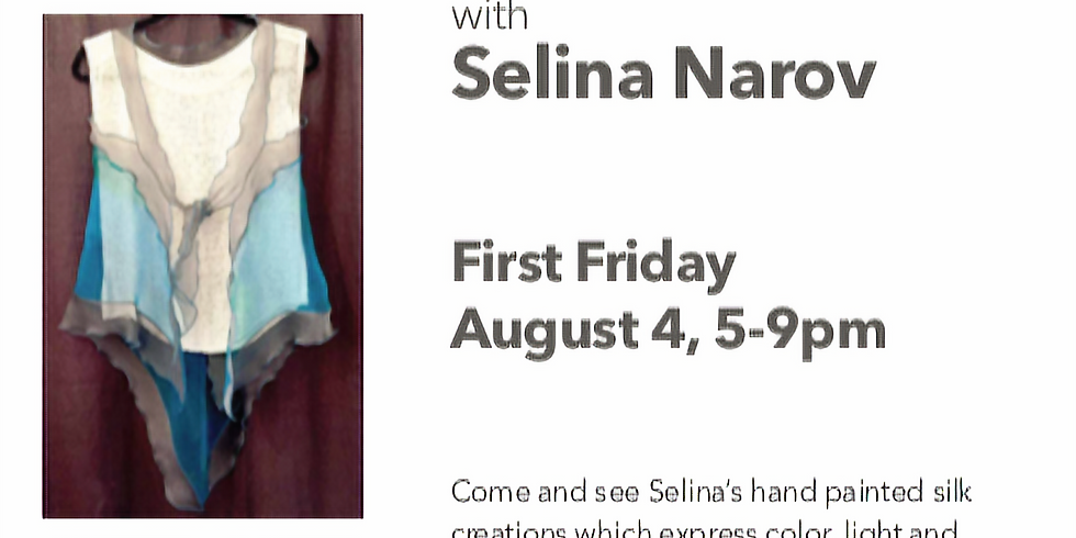 Trunk Show with Selina Narov