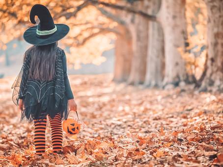 A trip down Halloween memory lane...