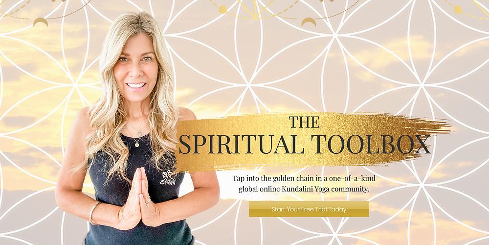 Lisa Vitta - The Spiritual Toolbox