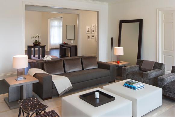 Nitzan Design | Modern, Minimal Interior Design | New York City, NY | Hamptons Summer Home - Bridgehampton, NY