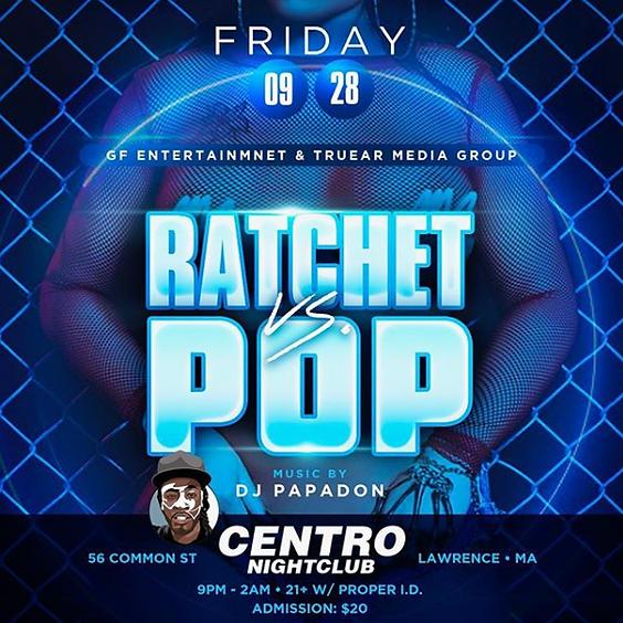 Ratchet vs POP