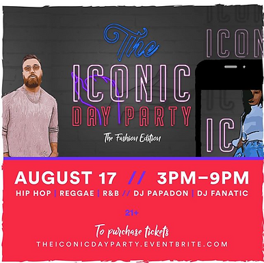 Iconic Day Party