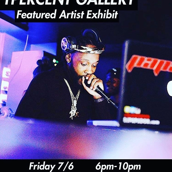 1 Percent Gallery Opening