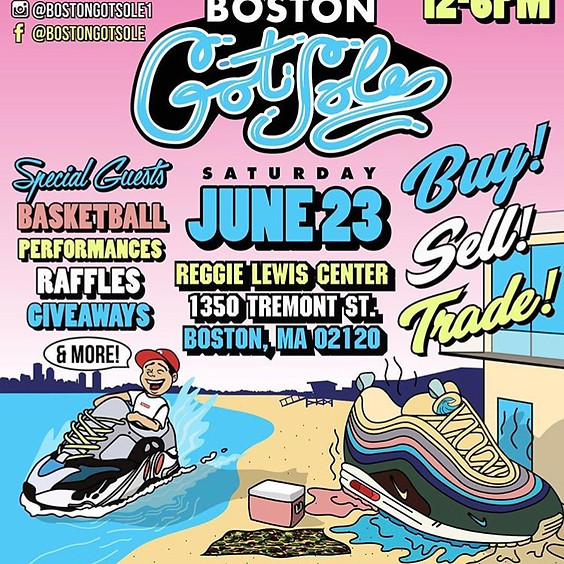 Boston Got Sole