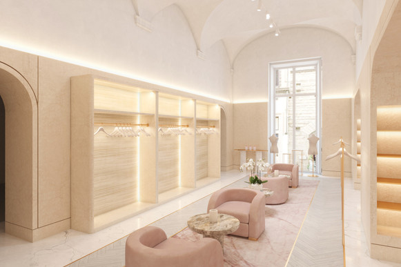 Retail Concept - Firenze, Italy