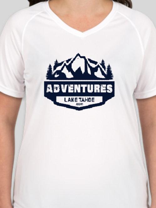 Women's Adventures Lake Tahoe T-Shirt