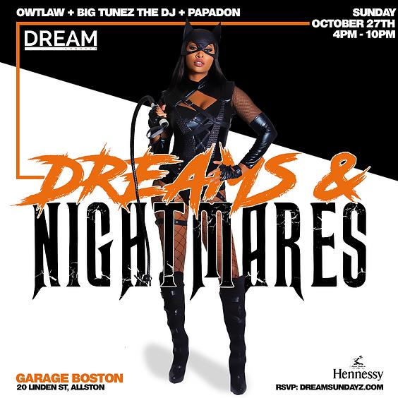 Dreams & Nightmares Day Party