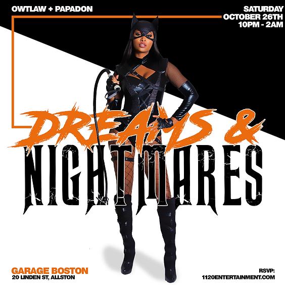 DREAMS & Nightmares: Halloween Party