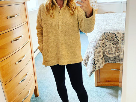 Cozy Fall Fleece