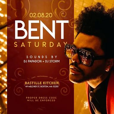 BENT Saturdays