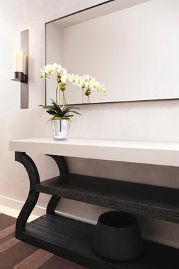 Nitzan Design | Modern, Minimal Interior Design | New York City, NY | East Side Apartment