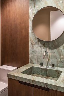Nitzan Design | Modern, Minimal Interior Design | New York City, NY | Sugar Warehouse Loft, Tribeca