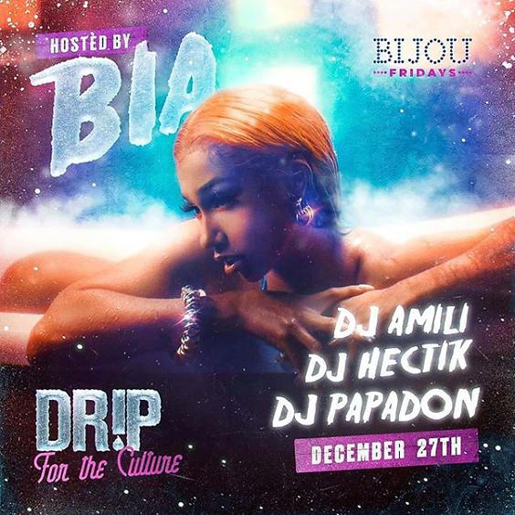 Bijou Fridays: Hosted by BIA