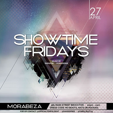 Showtime Fridays