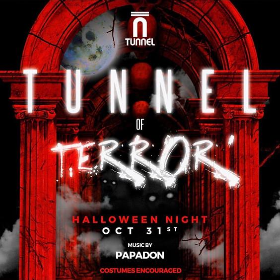 HALLOWEEN at Tunnel Thursdays