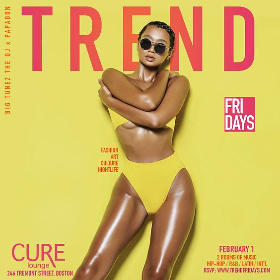 Trend Fridays