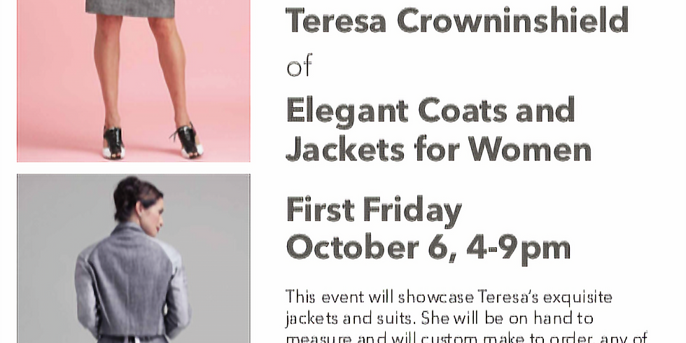 Trunk Show with Teresa Crowninshield