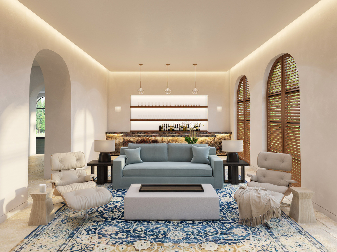 W Residence - Concept