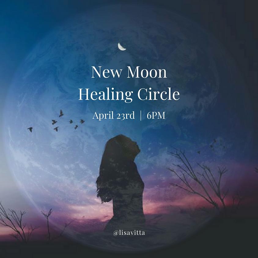 New Moon Healing Circle