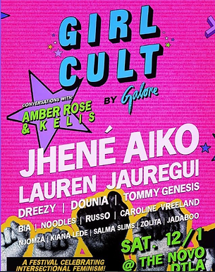 Galore Girl Cult with BIA