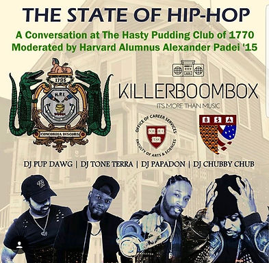 The State of Hip-Hop
