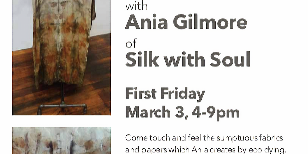 Trunk Show with Ania Gilmore of Silk with Soul