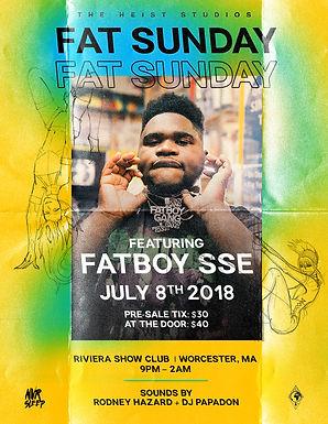 FatBoy SSE Live