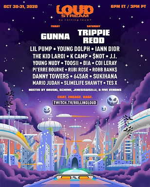 Rolling Loud / Loud Stream with BIA