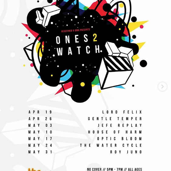 Ones 2 Watch featuring Jefe Replay