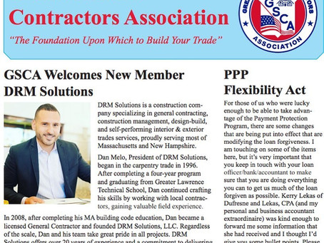 DRM Solutions joins the Greater Salem Contractors Association