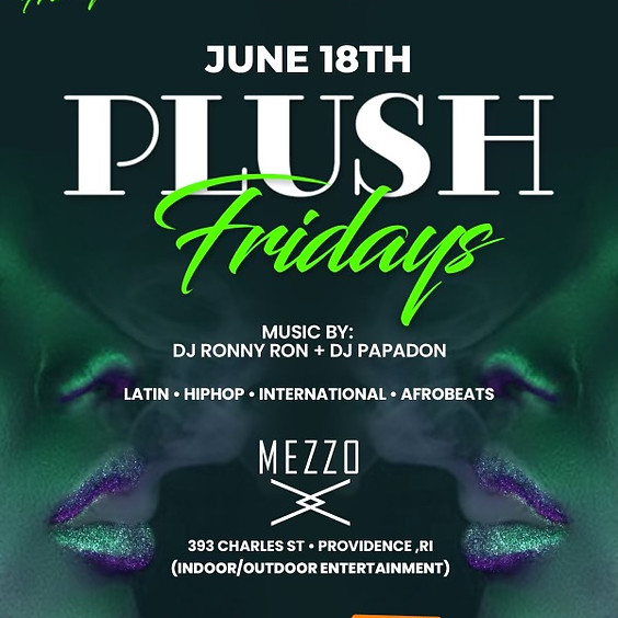 Plush Fridays