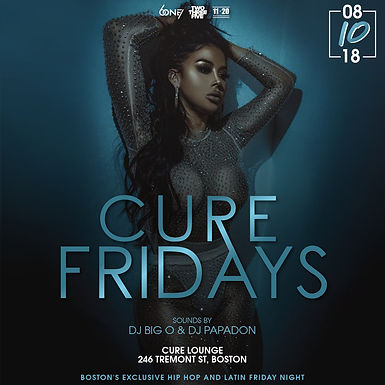 CURE Fridays