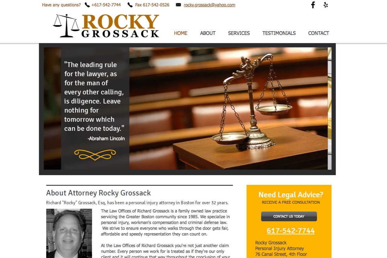 The Law Offices of Rocky Grossack