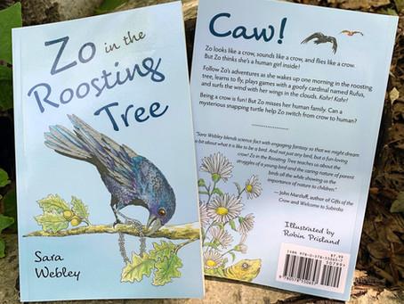 Writing Nature Fantasy via Katie L. Carroll's Blog