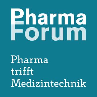 Partner der Kommunikations-Plattform PharmaForum
