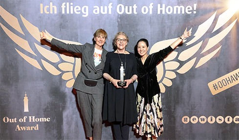 OUT OF HOME Award 2018
