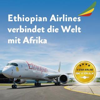 Ethiopian Airlines & KPRN network
